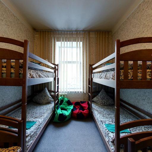 6-місна кімната