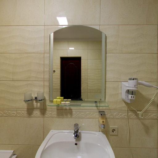 Ванна у 2-кімнатному Люксі