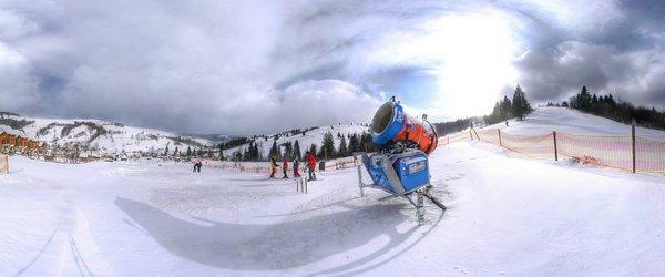 Снігова гармата