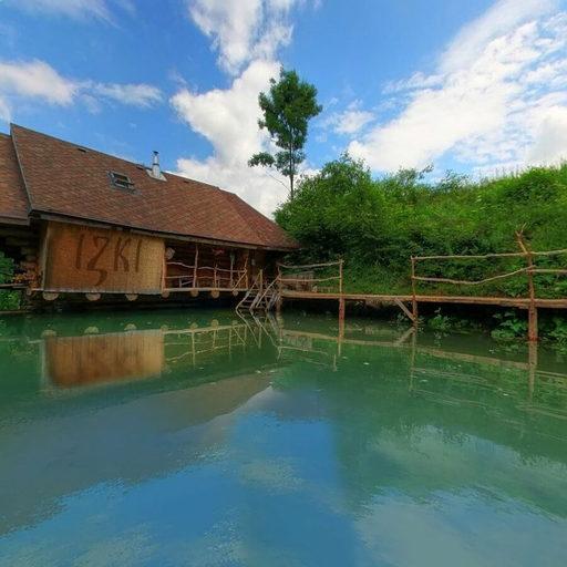 SPA-хата - Природна водойма