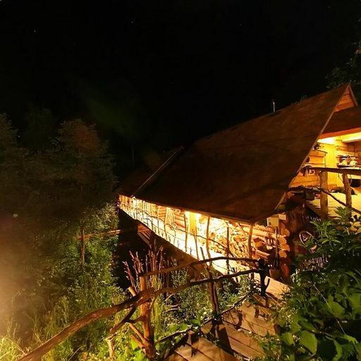 SPA-хата - Вночі