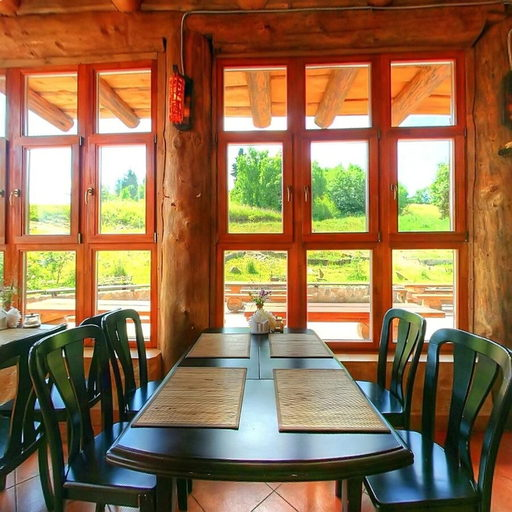 Ресторан Магур - Панорамний зал
