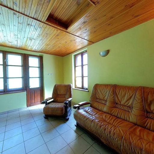 Відпочинкова кімната сауни