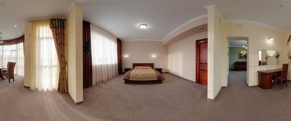 Люкс, спальня