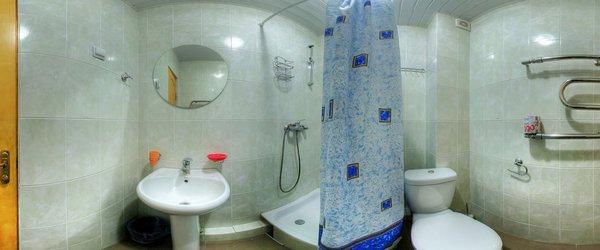 Стандарт двомісний, ванна кімната