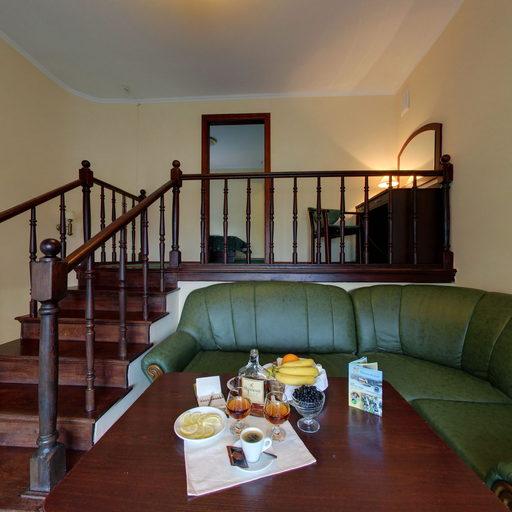 люкс (вітальня)