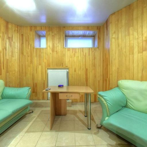 Сауна кімната відпочинку