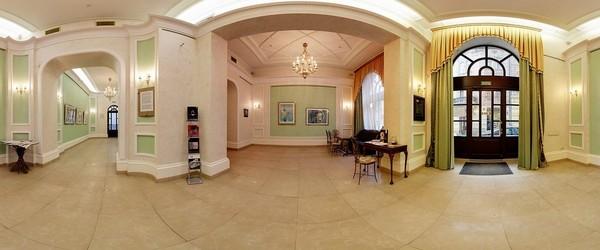 Зал галереї