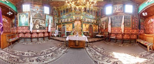 Храм всередині