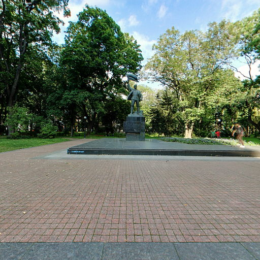 Пам'ятник учасникам повстання