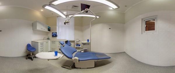 Кабінет протезування та імплантології