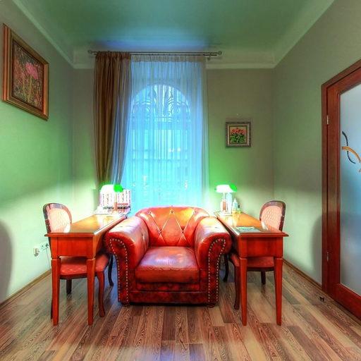 Манікюр, кімната очікування