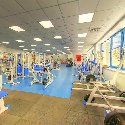 Атлетичний зал