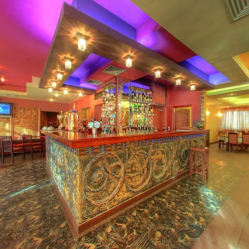 Золотий зал, lounge-зона