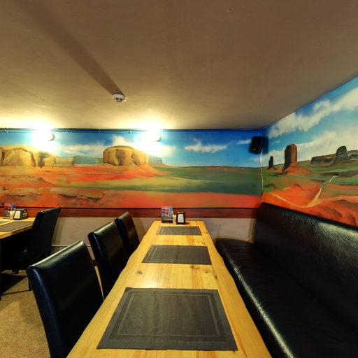 Другий зал ресторану