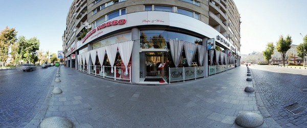 Ресторан «Bianco Rosso pasteria»
