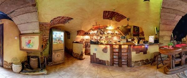 Зал кав'ярні