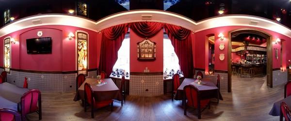 Перший поверх ресторану