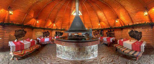 Ресторан «Гуцульська Гражда»