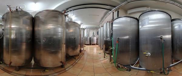 Зал пивоварні