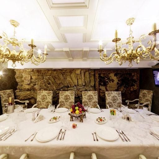Білий бенкетний зал