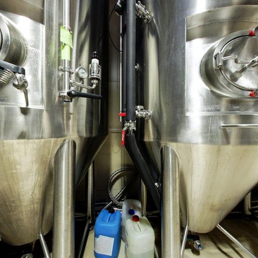 Пивоварня «Місце, де народжується пиво»