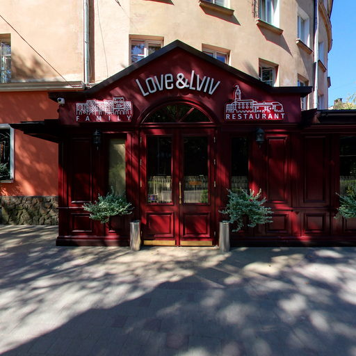 Love & Lviv family restaurant