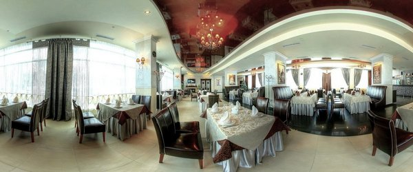 Зал ресторану 3
