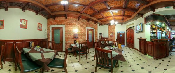 Зал ресторану