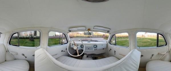 Ретро-авто «Warszawa»