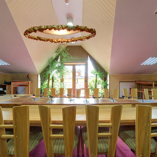 Conference hall in «Swiss Hotel»