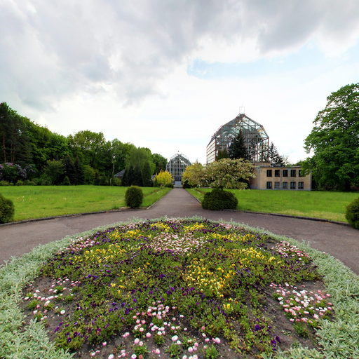 Botanic garden of Ivan Franko National Univercity of Lviv