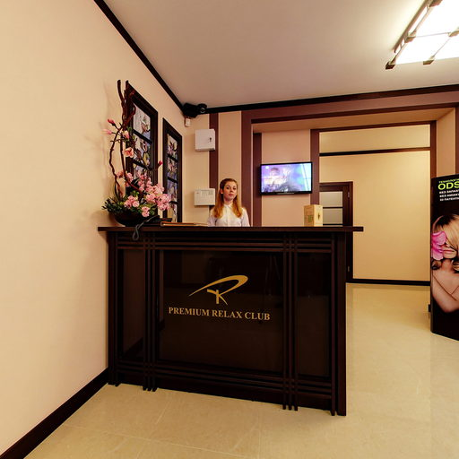 Premium Relax Club beauty and Thai massage salon at Naukova Street